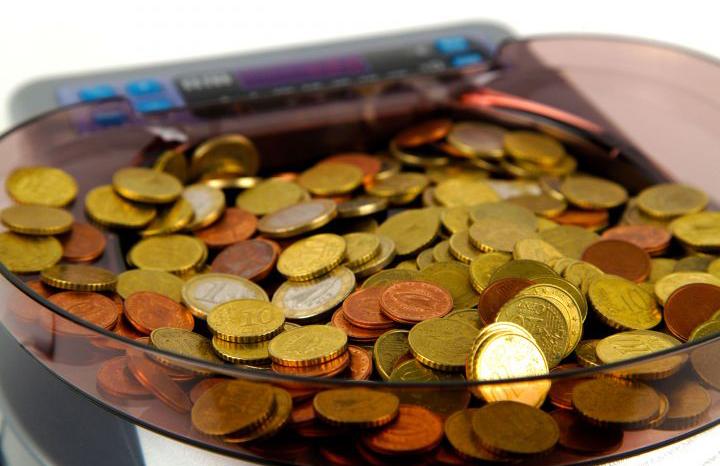 compteuse de pièces